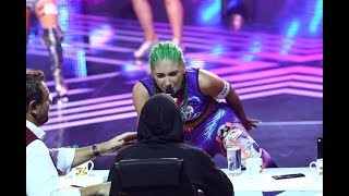 Zara Larsson - Ain&#39t My Fault . Vezi aici cum canta trupa Random , la X Factor!