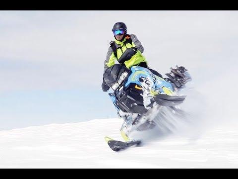 Snowmobiling, Shredding And Griddling In Utah
