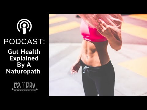 Gut Health Explained with Alison Mitchell