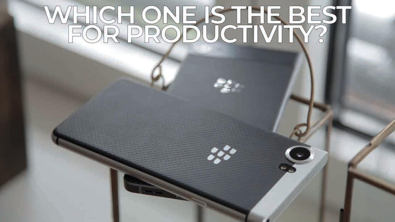 blackberry dtek50 vs priv - PageBD Com