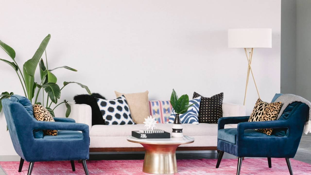 havenly explains living room styling tips - Living Room Styling