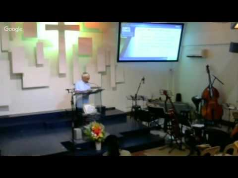 Evening Service Message - February 7, 2016