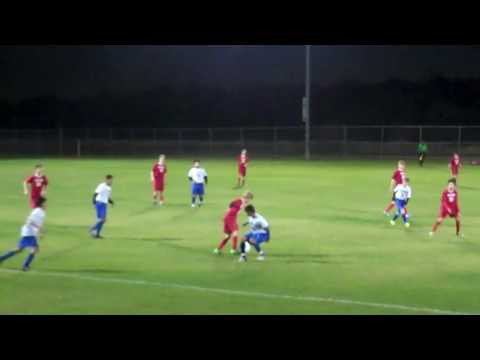 Fulmore Middle School Boys Soccer Zone Championship Game vs. Kealing on 12/17/2015