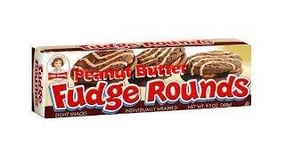 Double Decker Peanut Butter Fudge Round!!