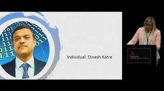 NDSA Individual Innovation Award 2019 - Dinesh Katre
