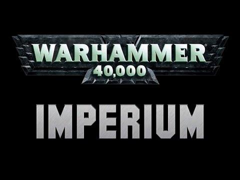 Warhammer 40 000 : Les armées de l'Imperium - vidéo fluff   Planet Wargame