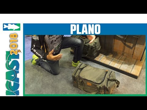 Plano A-Series 2.0 Duffel Bag, Backpack, & Tackle Bag | ICast 2018