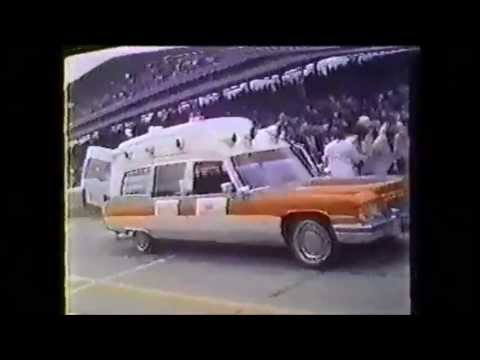 Armando Teran 1973 Indy 500 Rare Footage of the Accidental Pit Road Death