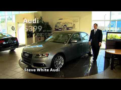 Steve White Audi February Commercial A Lease Overnight Test - Steve white audi