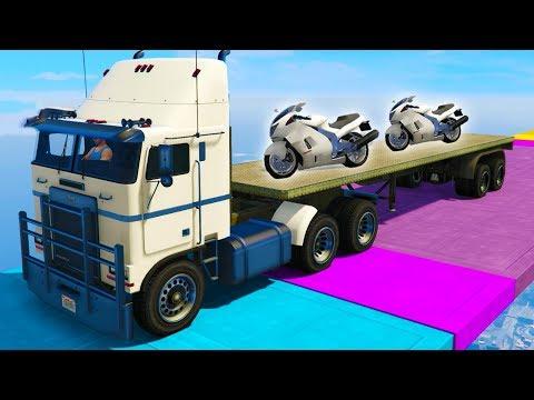 NUEVO MINIJUEGO! ROBO DE MOTOS! - GTA V ONLINE - GTA 5 ONLINE