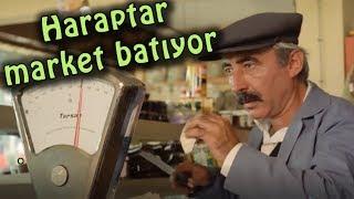Züğürt Ağa - Haraptar Market Açıldığı Gibi Batıyor!