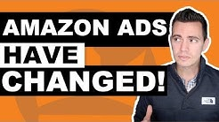 New Amazon Book Ads Update (Explained)