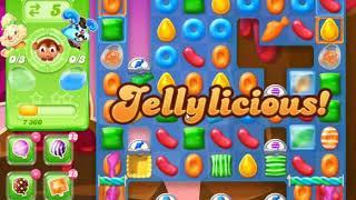 Candy Crush Jelly Saga Level 1096