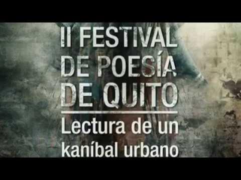 Segundo Festival de Poesía de Quito