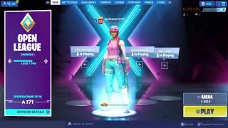 Arena Grind \\ {Bye Soccer Stadium} Fortnite India Live / 180+Wins Bot Player