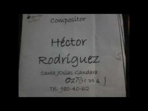 Música Para Cualquier Tipo De Ocasión - Compositor Héctor Rodriguez
