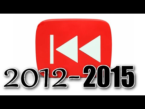 "Rewind ""Rewind YouTube"" 2012 - 2015 | Compilation (Includes 2013 Original Version)"