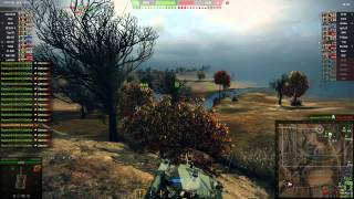 [WoT 9.5] Covenanter - Ace Tanker @Highway + funny rage from a team mate ;)