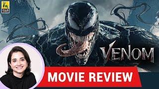 Anupama Chopra's Movie Review Of Venom | Ruben Fleischer | Tom Hardy | Michelle Williams
