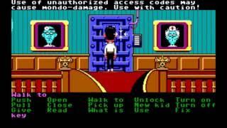 Maniac Mansion (PC) Ways to Die