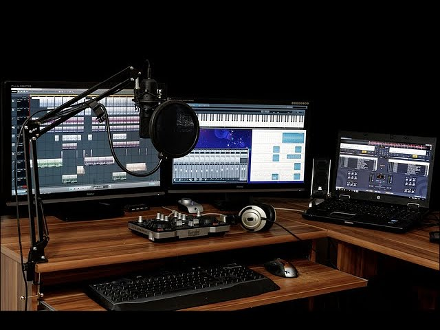 Building Your Home Recording Studio Part 2