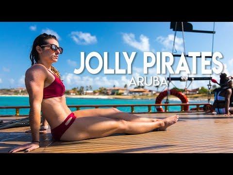 Disney Wonder | Living Like Jolly Pirates In Aruba