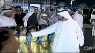 Burj Khalifa opening / Sheikh Mohammed Bin Rashid Al Maktoum Says Hi.