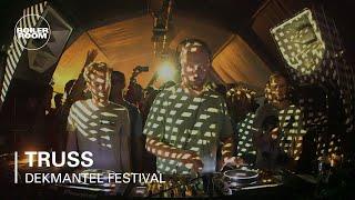 Truss Boiler Room DJ Set at Dekmantel Festival