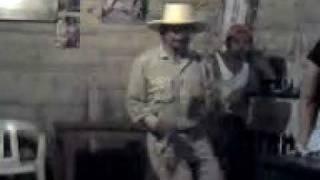 Bailando en Espinal Veracruz