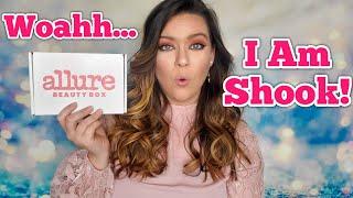 Allure Beauty Box Unboxing February 2021