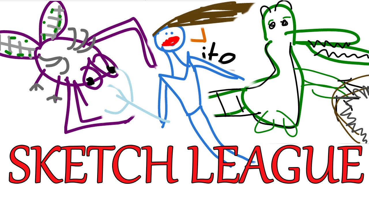 Sketch League Drawings Best Of The Worst Youtube Keep on sketchin', the sketch league team. sketch league drawings best of the worst