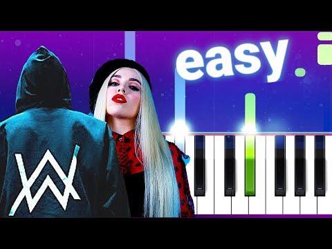 alan-walker,-ava-max---alone,-pt.-ii-(100%-easy-piano-tutorial)