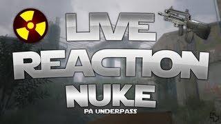 Mw2 På Svenska: Tactical NUKE Med Famas (LIVE REACTION)