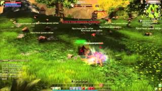 Обзор геймплея бесплатной MMORPG World of Dragons 1