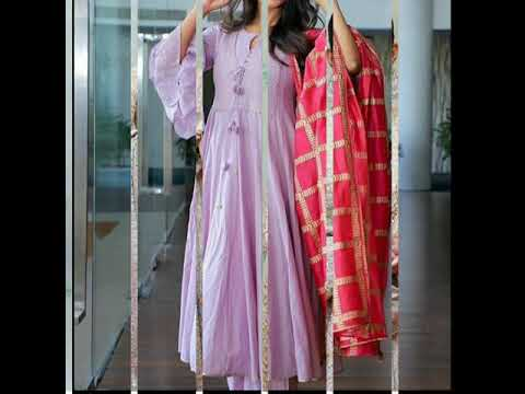 Latest designs of anarkali suits