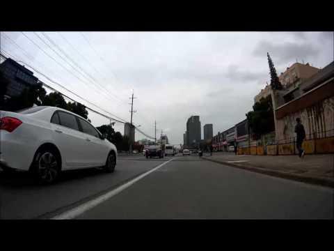 Shanghai Vlog - Shanghai South-West Street View