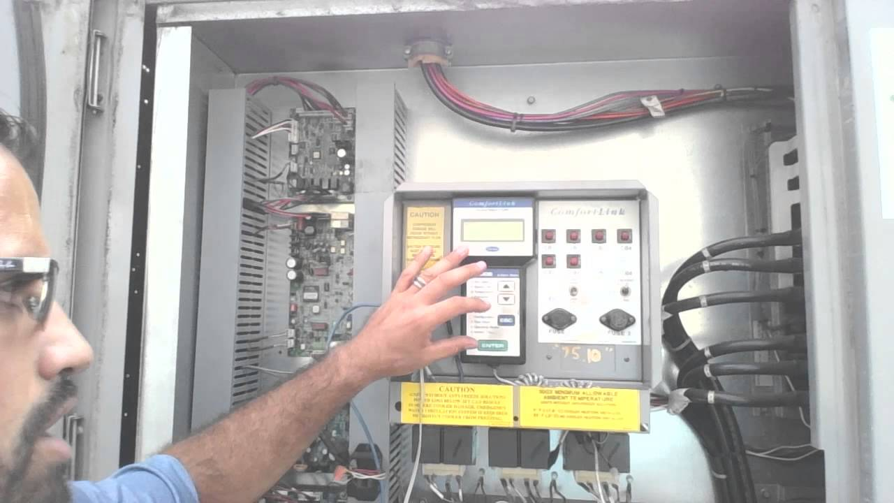 maxresdefault carrier controls & repairs youtube carrier 30gx chiller wiring diagram at metegol.co