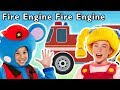 Fire Engine, Fire Engine and More | PAW PATROL RESCUE SONG | Nursery Rhymes from Mother Goose Club!