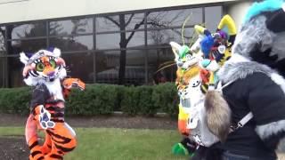 Midwest FurFest 2016 Vlog [Saturday]