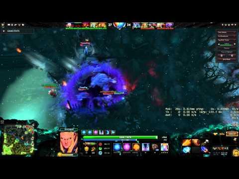 Radiance Invoker Rosh-pit Troll
