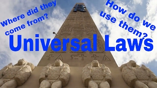 Zapętlaj Universal Laws History & Origin Series  #success #attraction #youtuber | Concepts Create Reality