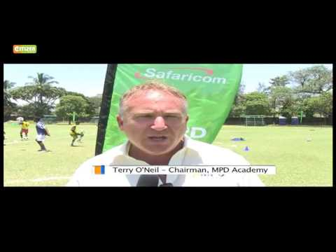MPD Soccer Academy Mombasa Edition