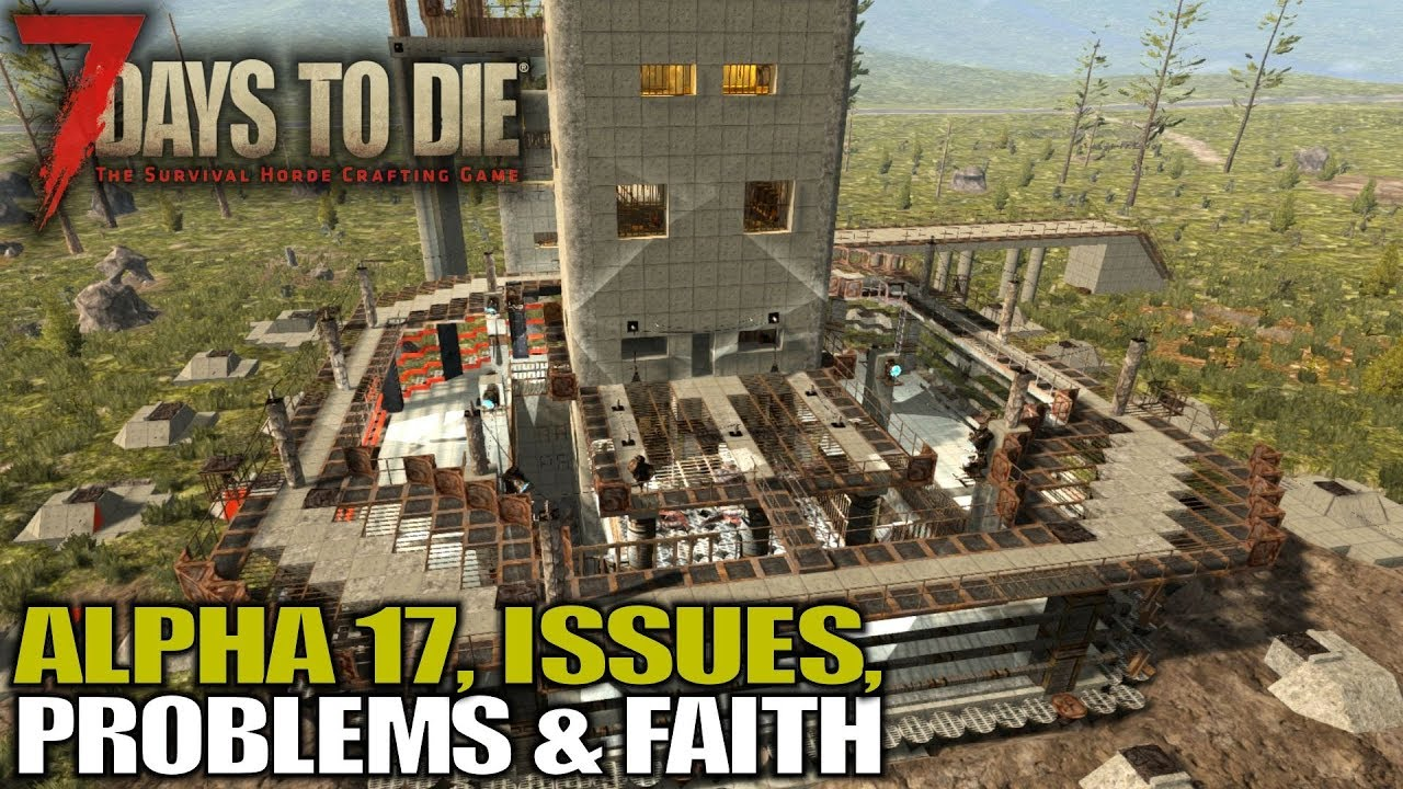 7 days to die pc update alpha 17