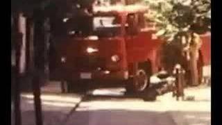 7 Alarm Fire in Philadelphia July 14, 1971