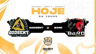 GODSENT x BarD - Playoffs Season 2   Call of Duty: Mobile