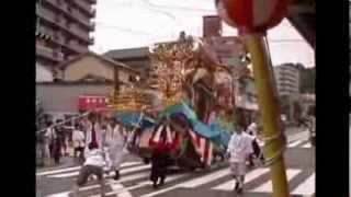 枝光祇園2009 枝光祇園保存会