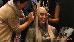 The Elves | THE HOBBIT CAST - BEST MOMENTS - PART 1 |