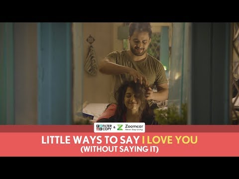 FilterCopy | Little Ways To Say I Love You (Valentines Day Special) | Ft. Veer and Simran