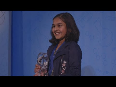 Thumbnail: 11-Year-Old Science Prodigy Creates Device To Track Lead Contamination in Water