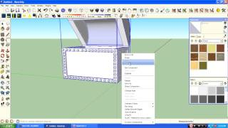 How To Create Treasure Box In Sketchup - Part 2